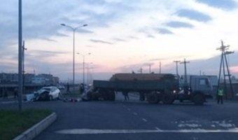 В Кызыле в ДТП погибли четыре человека