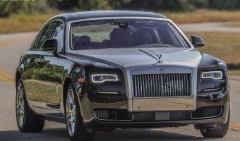 В Россию приехал обновлённый Rolls-Royce Ghost по цене от 14 млн рублей