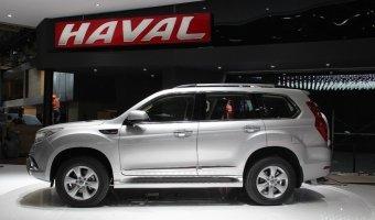 В России начались продажи Haval
