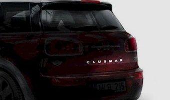 Первый официальный тизер MINI Clubman