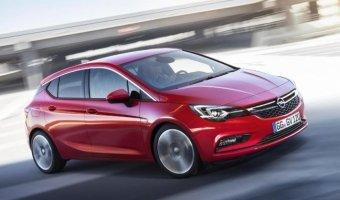 Обновленную Opel Astra представили официально