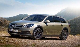 Opel прекратит выпуск праворульных Insignia Country Tourer