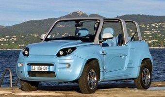 Peugeot Citroen выпустит электрический кабриолет