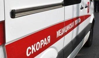 В Подмосковье рейсовый автобус столкнулся с грузовиком - есть пострадавшие