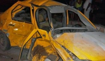 Три человека, включая ребенка, погибли в ДТП в Сорочинске