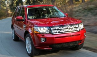 Из России ушел Land Rover Freelander