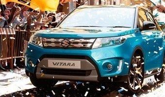 Старт продаж Suzuki Vitara может провалиться из-за высокой цены