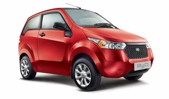 Mahindra возвращается на европейский рынок с новыми электромобилями