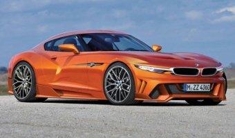 Спорткары от Toyota и BMW приобретут размеры Porsche 911