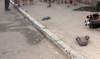 В Красногорске пьяный байкер насмерть сбил шестилетнюю девочку