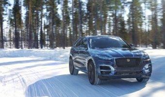 Кроссовер Jaguar прошел экстремальные тесты