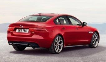 В России представлен новый спорткар Jaguar XE