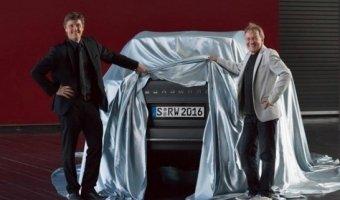 Borgward начнет возрождение с кроссовера