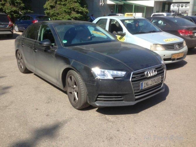 Audi А4 spy moscow 1.jpg