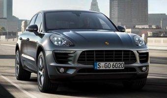 В Россию в декабре приедет Porsche Macan S Diesel