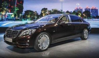 Новый Mercedes-Maybach в России будет стоить от 7 млн рублей