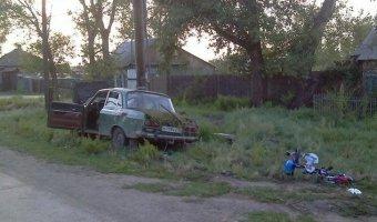 В Хакасии пьяный водитель сбил четверых детей