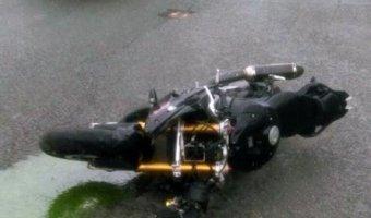 дтп мотоцикл владивосток
