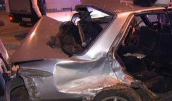 Семь человек погибли в ДТП в Гудермесе