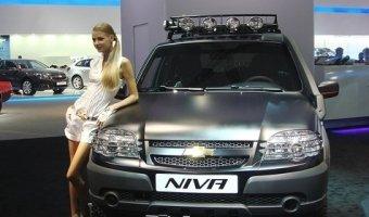 СП «GM-АвтоВАЗ» выпустит новые спецверсии Chevrolet Niva