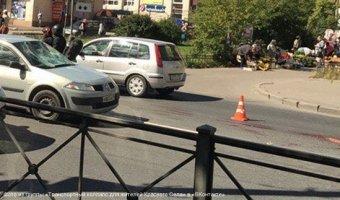 В Красном Селе сбили двух пешеходов – один погиб