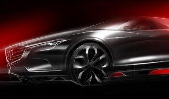 Во Франкфурте представят кроссовер Mazda Koeru