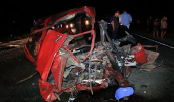 Три подростка погибли в ДТП под Черкесском