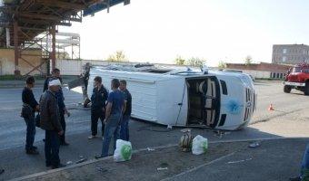 В Нижнем Тагиле в ДТП с грузовиком погиб человек