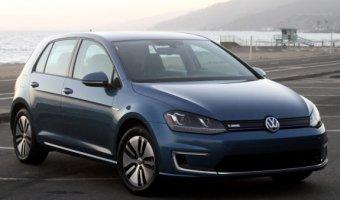 Volkswagen e-Golf SE