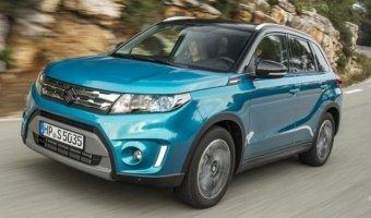 Suzuki собираются продать 3000 автомобилей Vitara до конца года