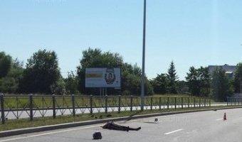 Под Зеленогорском погиб мотоциклист без водительских прав, ехавший на только что купленном мотоцикле