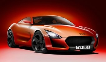 Еще не представленный суперкар марки TVR распродали на год вперед