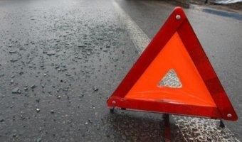 В Забайкалье разбилась маршрутка: 10 пострадавших
