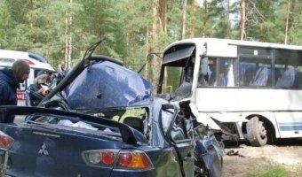 Смертельное ДТП во Владимирской области
