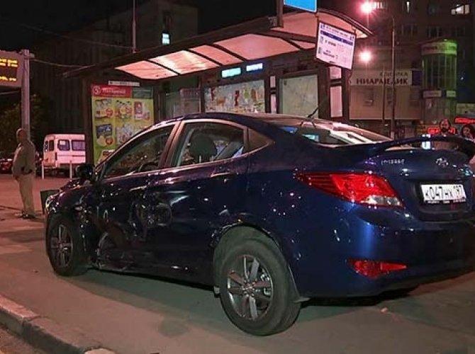 пьяный водитель дтп остановка в Москве 1.JPG