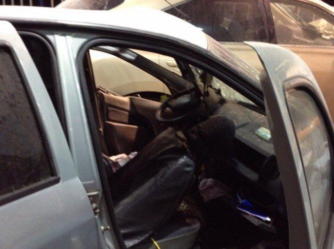 В Белгороде пьяная 19-летняя девушка на Lexus врезалась в АЗС, уходя от погони 3.jpg