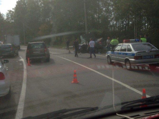 В Курортном районе в ДТП погибла женщина и пострадали трое детей 2.jpg