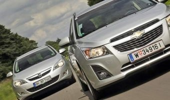Opel и Chevrolet уходят с российского рынка уже в октябре