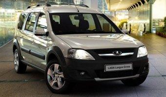 АвтоВАЗ  увеличит выпуск Lada Largus Cross