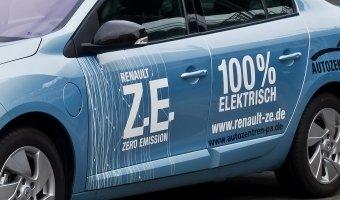 Renault и Dongfeng выпустят новый электрокар для рынка Китая в 2017 году