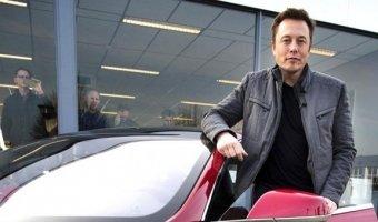 Tesla Илон Маск завод