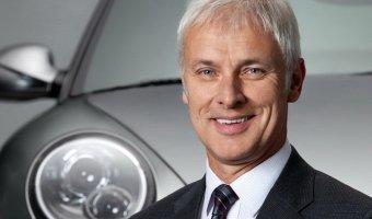 Автоконцерн Volkswagen получил нового председателя правления в результате скандала