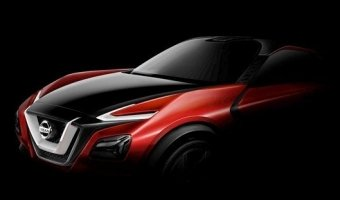 Nissan покажет во Франкфурте концепт нового кроссовера