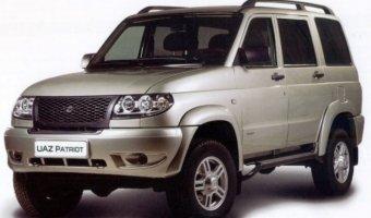 Автокомпания УАЗ заканчивает разработку 3170