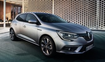 Новый Renault Megane не приедет в Россию