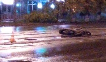 В Челябинске в ДТП погибла пассажирка мотоцикла