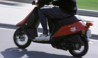 В Екатеринбурге подросток на скутере сбил двухлетнюю девочку