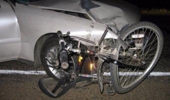 В Карелии пьяный полицейский насмерть сбил школьницу на велосипеде
