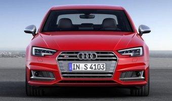 Audi показала во Франкфурте новые седан и универсал S4