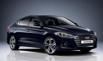 Hyundai официально представили новое поколение Elantra